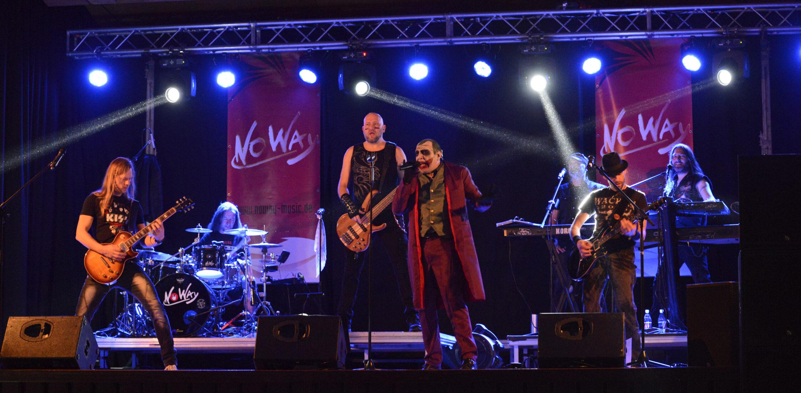 NoWay Hardrock Coverband (16)